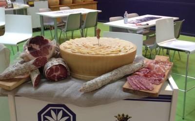 La Coppa di Parma tra i protagonisti del Salone del Turismo Rurale 2015 a Verona