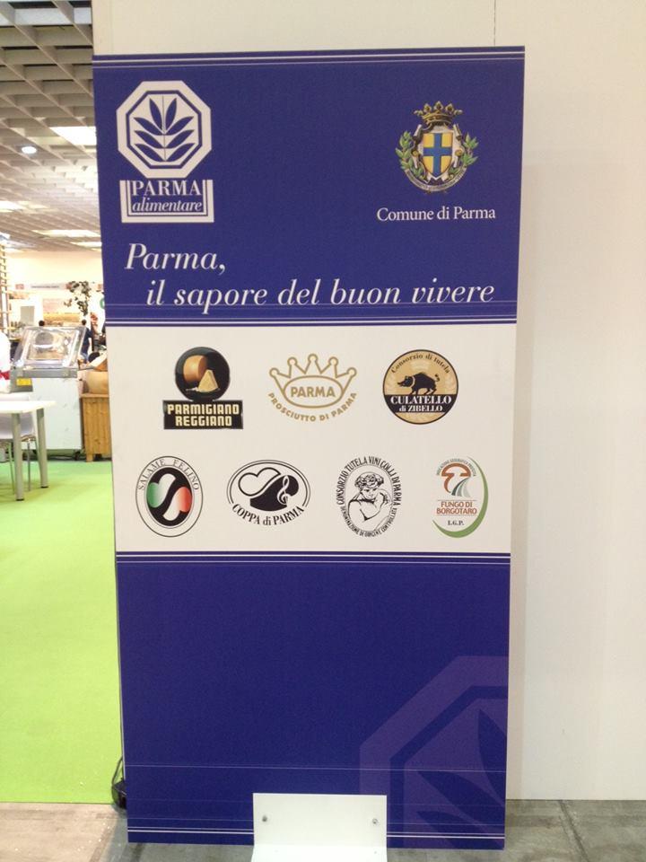 Parma Alimentare ha raggruppato e rappresentato i consorzi del parmense a Verona
